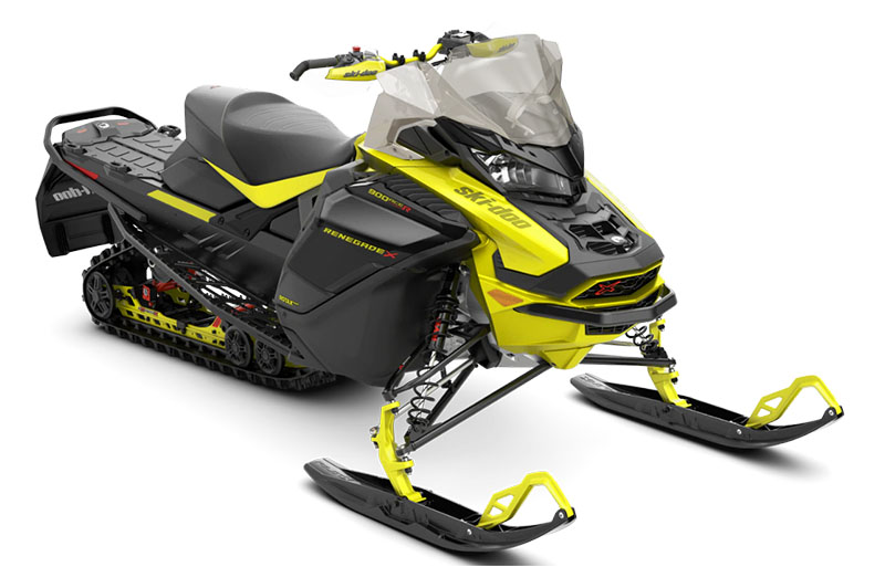 2022 Ski-Doo Renegade X 900 ACE TURBO R ES Ice Ripper XT 1.5 in Bozeman, Montana - Photo 1