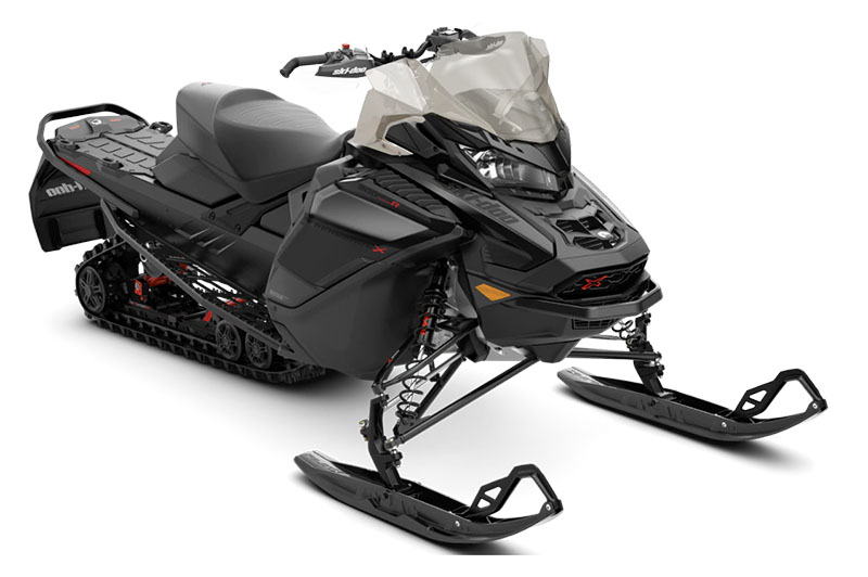 2022 Ski-Doo Renegade X 900 ACE TURBO R ES Ripsaw 1.25 w/ Premium Color Display in Grimes, Iowa - Photo 1