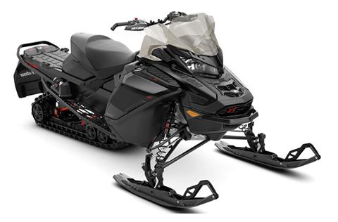 2022 Ski-Doo Renegade X 900 ACE TURBO R ES w/ Adj. Pkg. Ice Ripper XT 1.5 w/ Premium Color Display in Wilmington, Illinois