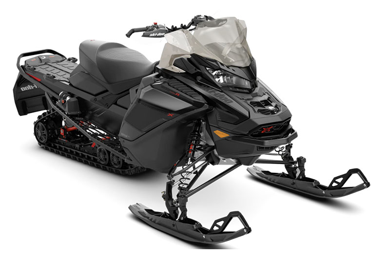 2022 Ski-Doo Renegade X 900 ACE TURBO R ES w/ Adj. Pkg. Ice Ripper XT 1.25 in Augusta, Maine - Photo 1