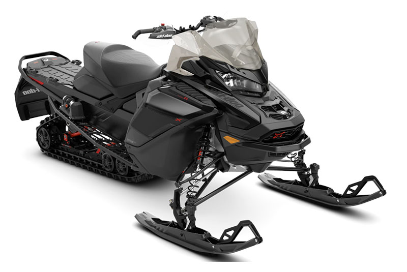 2022 Ski-Doo Renegade X 900 ACE TURBO R ES w/ Adj. Pkg. Ice Ripper XT 1.25 w/ Premium Color Display in Evanston, Wyoming
