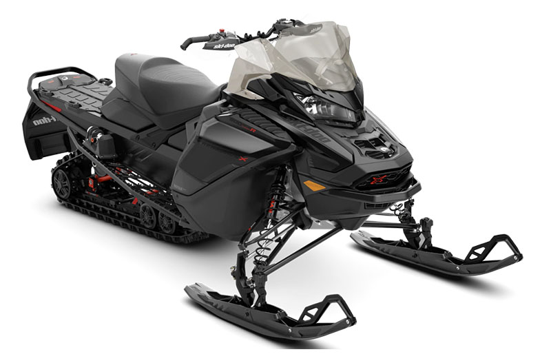2022 Ski-Doo Renegade X 900 ACE TURBO R ES w/ Adj. Pkg. Ice Ripper XT 1.5 w/ Premium Color Display in Presque Isle, Maine - Photo 1