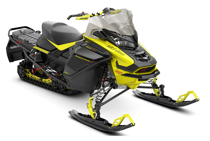 2022 Ski-Doo Renegade X 900 ACE TURBO R ES w/ Adj. Pkg Ice Ripper XT 1.5 in Huron, Ohio - Photo 1