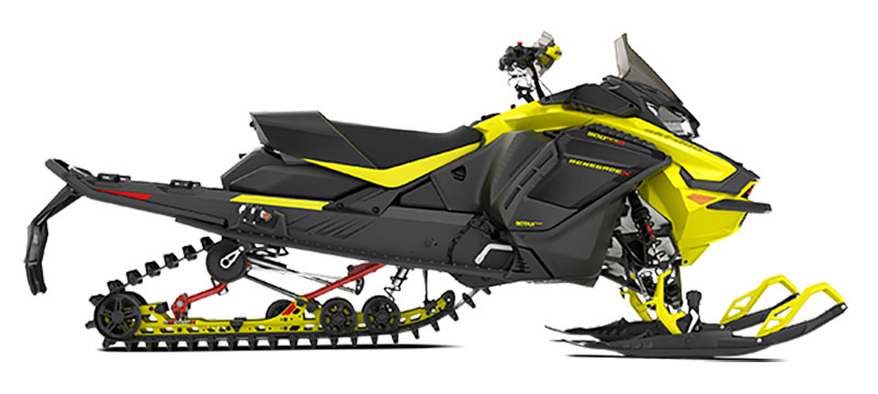 2022 Ski-Doo Renegade X 900 ACE TURBO R ES w/ Adj. Pkg. Ice Ripper XT 1.25 in Waterbury, Connecticut - Photo 2