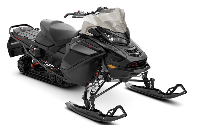 2022 Ski-Doo Renegade X 900 ACE TURBO R ES w/ Adj. Pkg. Ripsaw 1.25 in Hudson Falls, New York - Photo 1