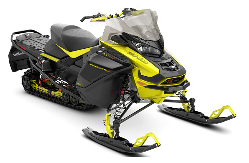 2022 Ski-Doo Renegade X 900 ACE TURBO R ES w/ Adj. Pkg. Ripsaw 1.25 in Lancaster, New Hampshire - Photo 1