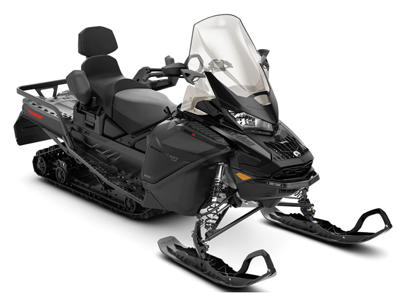 2022 Ski-Doo Expedition LE 600R E-TEC ES Silent Cobra WT 1.5 in Hillman, Michigan - Photo 1
