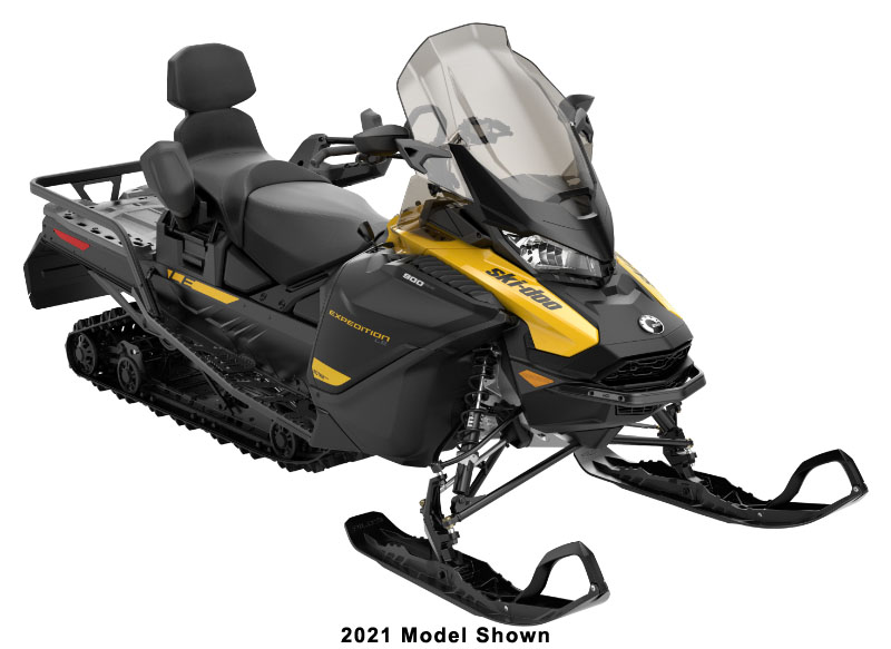 2022 Ski-Doo Expedition LE 900 ACE ES Silent Cobra WT 1.5 in Presque Isle, Maine - Photo 1