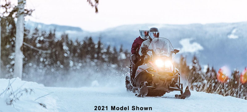 2022 Ski-Doo Expedition LE 900 ACE ES Silent Cobra WT 1.5 in Presque Isle, Maine - Photo 8