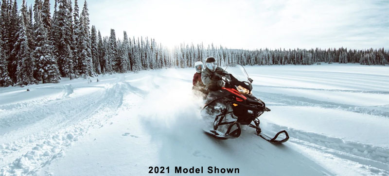 2022 Ski-Doo Expedition LE 900 ACE ES Silent Cobra WT 1.5 in Derby, Vermont - Photo 9
