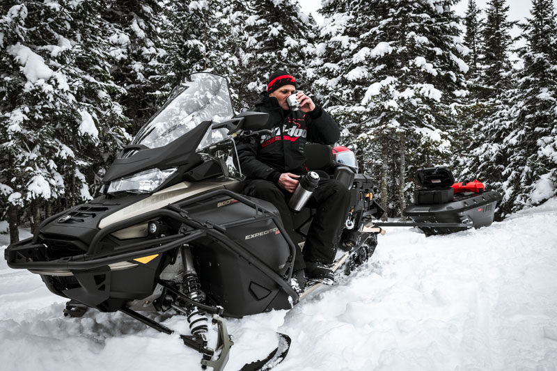 2022 Ski-Doo Expedition SE 600R E-TEC ES Silent Cobra WT 1.5 in Pinehurst, Idaho - Photo 2