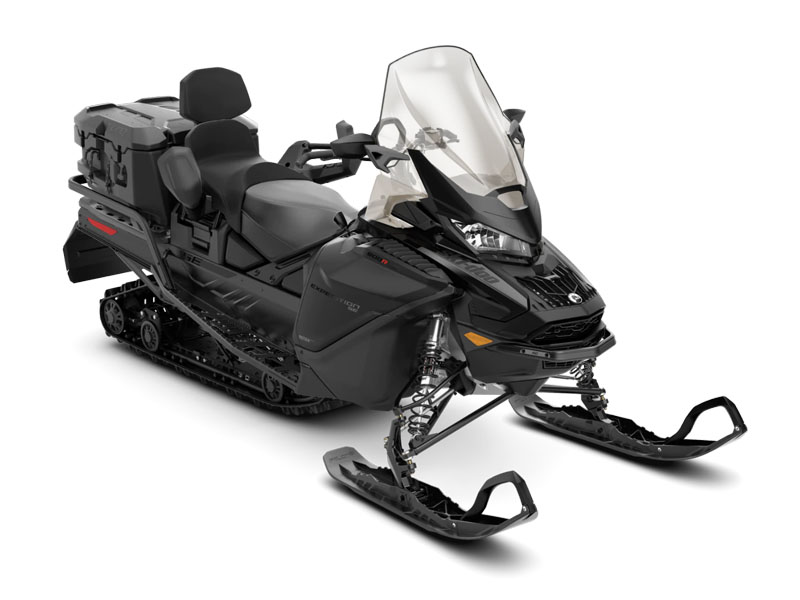 2022 Ski-Doo Expedition SE 600R E-TEC ES Silent Ice Cobra WT 1.5 in Hillman, Michigan - Photo 1