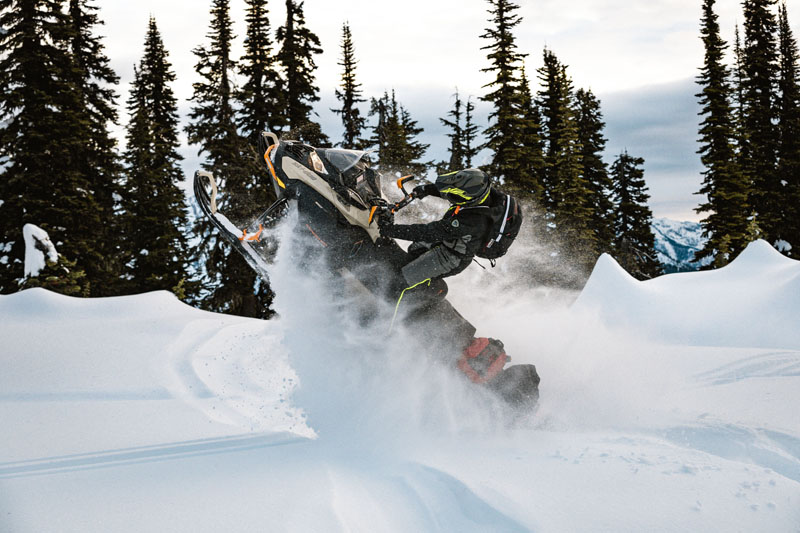 2022 Ski-Doo Expedition SE 600R E-TEC ES Silent Ice Cobra WT 1.5 in Presque Isle, Maine - Photo 3