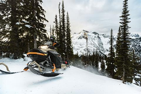 2022 Ski-Doo Expedition SE 600R E-TEC ES Silent Ice Cobra WT 1.5 in Woodinville, Washington - Photo 5