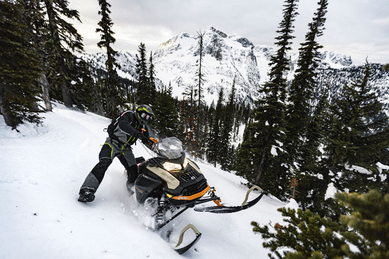 2022 Ski-Doo Expedition SE 600R E-TEC ES Silent Ice Cobra WT 1.5 in Honeyville, Utah - Photo 6