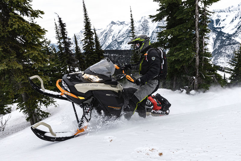 2022 Ski-Doo Expedition SE 600R E-TEC ES Silent Ice Cobra WT 1.5 in Hillman, Michigan - Photo 8