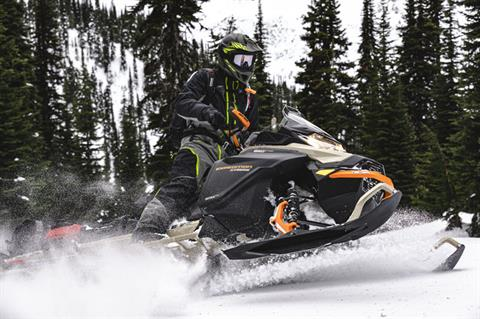 2022 Ski-Doo Expedition SE 600R E-TEC ES Silent Ice Cobra WT 1.5 in Roscoe, Illinois - Photo 9