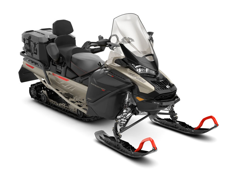 2022 Ski-Doo Expedition SE 600R E-TEC ES Silent Ice Cobra WT 1.5 in Ponderay, Idaho - Photo 1