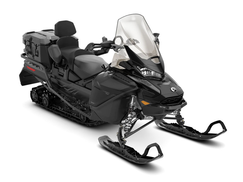 2022 Ski-Doo Expedition SE 900 ACE ES Silent Ice Cobra WT 1.5 w/ Premium Color Display in Evanston, Wyoming