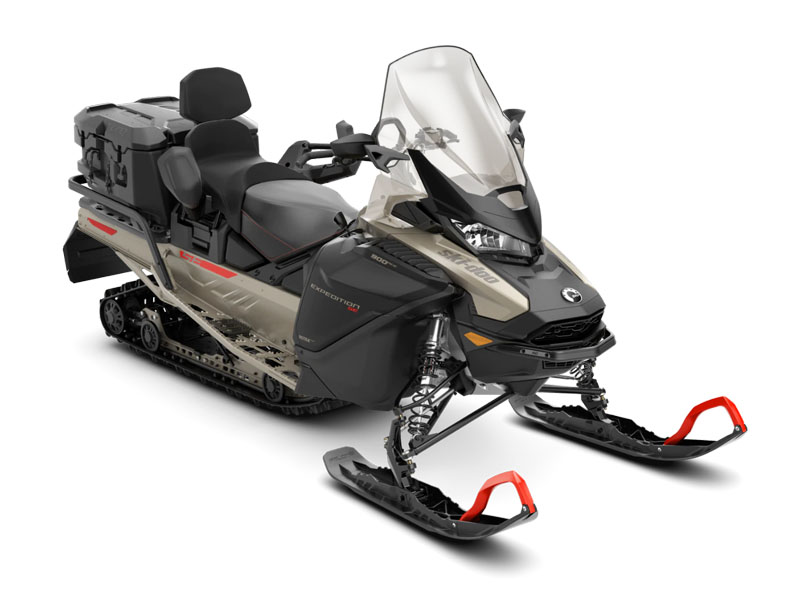 2022 Ski-Doo Expedition SE 900 ACE ES Silent Ice Cobra WT 1.5 w/ Premium Color Display in New Britain, Pennsylvania - Photo 1