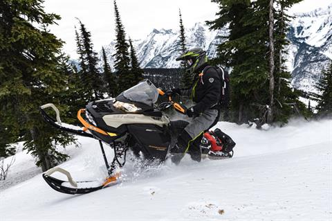 2022 Ski-Doo Expedition SE 900 ACE Turbo 150 ES Silent Ice Cobra WT 1.5 in Speculator, New York - Photo 8