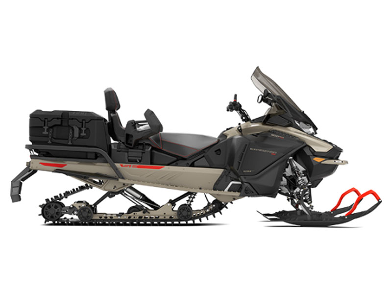 2022 Ski-Doo Expedition SE 900 ACE Turbo 150 ES Silent Ice Cobra WT 1.5 w/ Premium Color Display in Clinton Township, Michigan - Photo 2