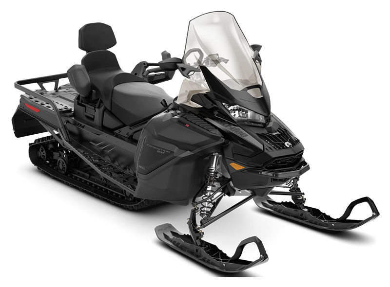 2022 Ski-Doo Expedition SWT 600R E-TEC ES Silent Cobra 1.5 in Grimes, Iowa - Photo 1