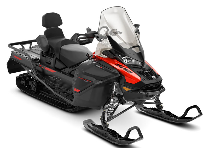 2022 Ski-Doo Expedition SWT 600R E-TEC ES Silent Cobra 1.5 in Augusta, Maine - Photo 1