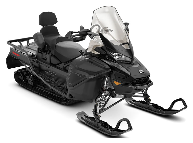 2022 Ski-Doo Expedition SWT 900 ACE ES Silent Cobra 1.5 in Cottonwood, Idaho - Photo 1