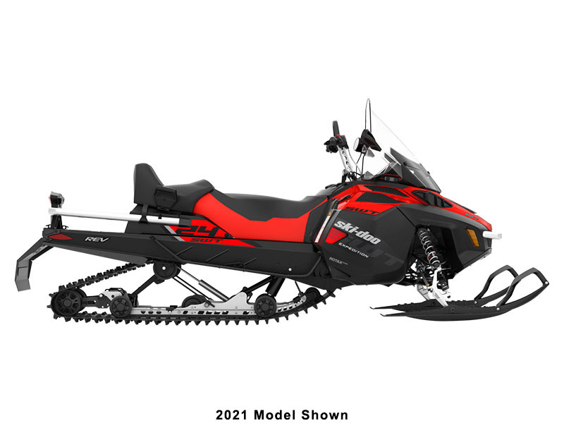 2022 Ski-Doo Expedition SWT 900 ACE ES Silent Cobra 1.5 in Land O Lakes, Wisconsin - Photo 2