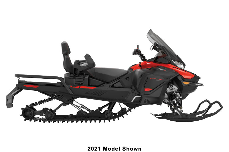 2022 Ski-Doo Expedition SWT 900 ACE Turbo ES Silent Cobra 1.5 in Rexburg, Idaho - Photo 2