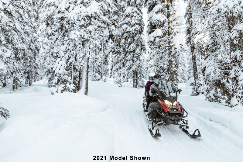2022 Ski-Doo Expedition SWT 900 ACE Turbo ES Silent Cobra 1.5 in Boonville, New York - Photo 3