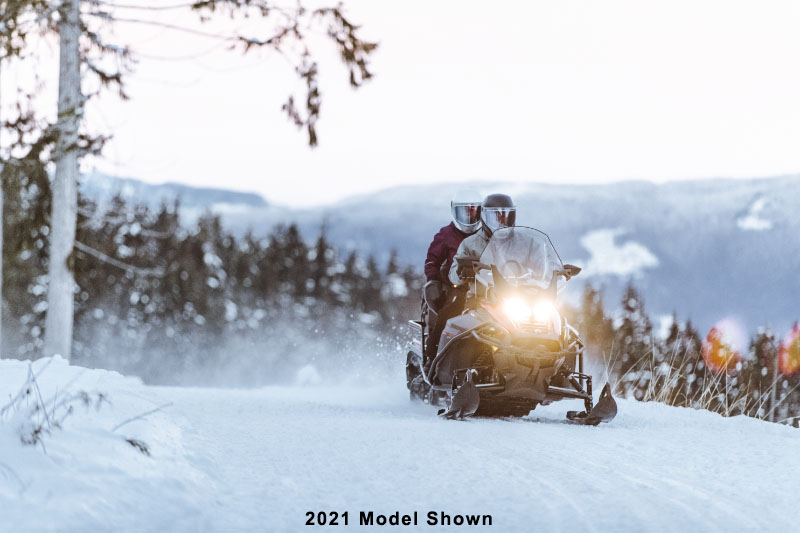 2022 Ski-Doo Expedition SWT 900 ACE Turbo ES Silent Cobra 1.5 in Unity, Maine - Photo 6