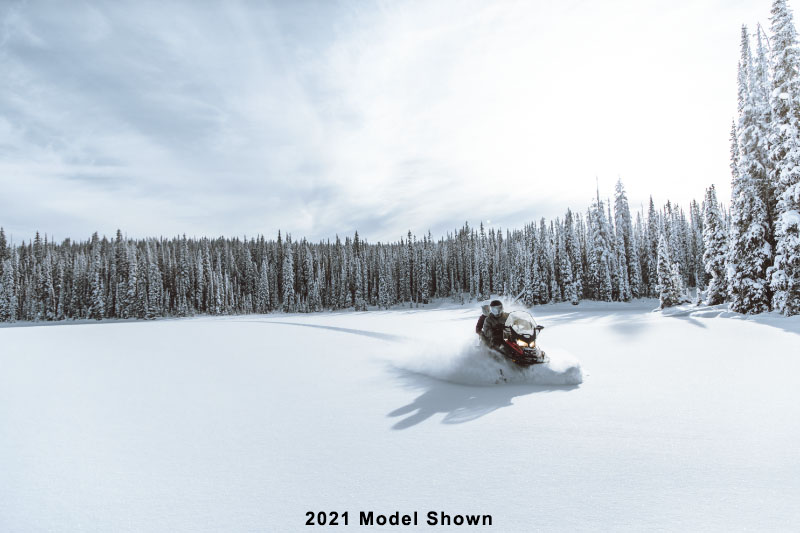 2022 Ski-Doo Expedition SWT 900 ACE Turbo ES Silent Cobra 1.5 in Elk Grove, California - Photo 7