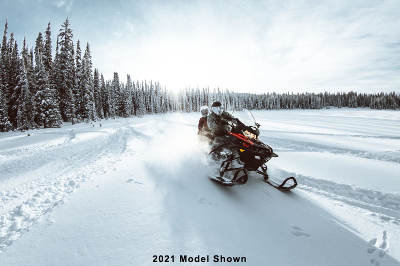 2022 Ski-Doo Expedition SWT 900 ACE Turbo ES Silent Cobra 1.5 in Unity, Maine - Photo 8