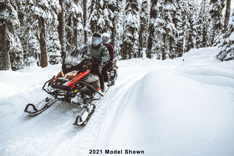 2022 Ski-Doo Expedition SWT 900 ACE Turbo ES Silent Cobra 1.5 in Unity, Maine - Photo 9