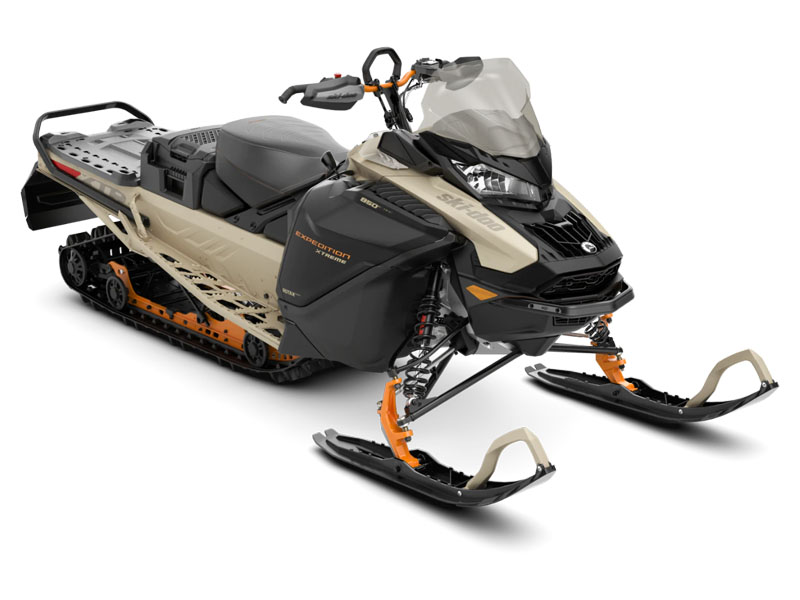 2022 Ski-Doo Expedition Xtreme 850 E-TEC ES Cobra WT 1.8 in Augusta, Maine - Photo 1