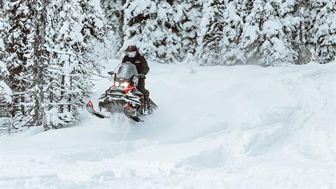 2022 Ski-Doo Skandic Sport 600 EFI ES Utility WT 1.25 in Speculator, New York - Photo 3