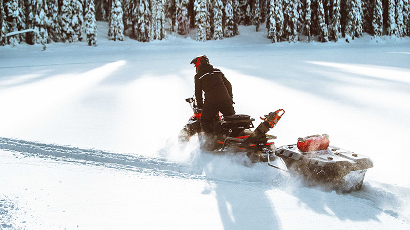 2022 Ski-Doo Skandic Sport 600 EFI ES Utility WT 1.25 in Moses Lake, Washington - Photo 5