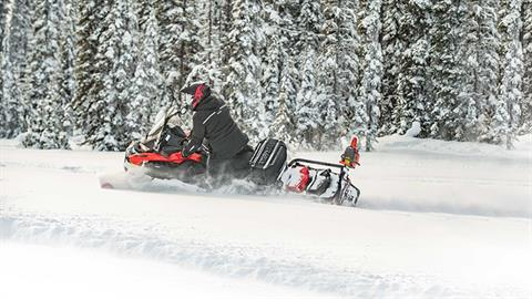 2022 Ski-Doo Skandic SWT 600R E-TEC ES Silent Cobra SWT 1.5 in Woodinville, Washington - Photo 7