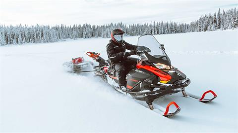 2022 Ski-Doo Skandic SWT 600R E-TEC ES Silent Cobra SWT 1.5 in Moses Lake, Washington - Photo 3