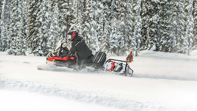2022 Ski-Doo Skandic SWT 600R E-TEC ES Silent Cobra SWT 1.5 in Moses Lake, Washington - Photo 8