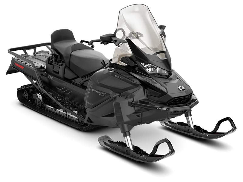 2022 Ski-Doo Skandic SWT 900 ACE ES Silent Cobra SWT 1.5 in Deer Park, Washington - Photo 1