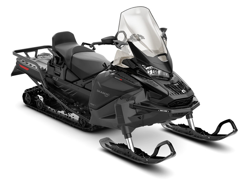 2022 Ski-Doo Skandic WT 600R E-TEC ES Cobra WT 1.5 in Lancaster, New Hampshire - Photo 1