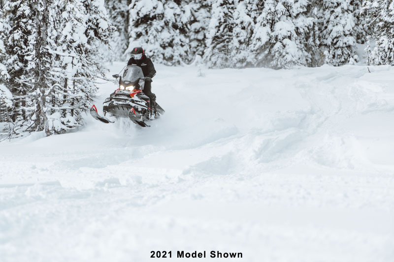 2022 Ski-Doo Skandic WT 600R E-TEC ES Cobra WT 1.5 in Speculator, New York - Photo 5