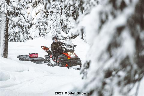 2022 Ski-Doo Skandic WT 600R E-TEC ES Cobra WT 1.5 in Deer Park, Washington - Photo 6