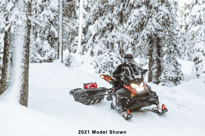 2022 Ski-Doo Skandic WT 600R E-TEC ES Cobra WT 1.5 in Deer Park, Washington - Photo 7