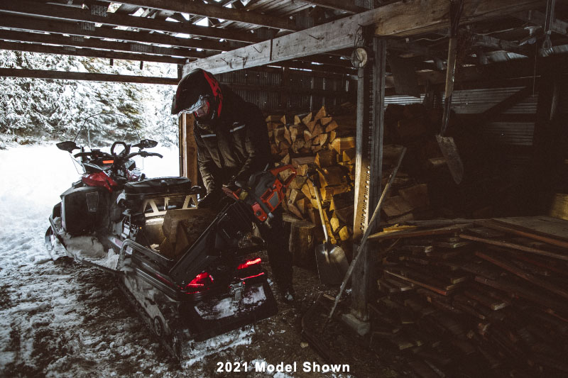2022 Ski-Doo Skandic WT 600R E-TEC ES Cobra WT 1.5 in Derby, Vermont - Photo 9