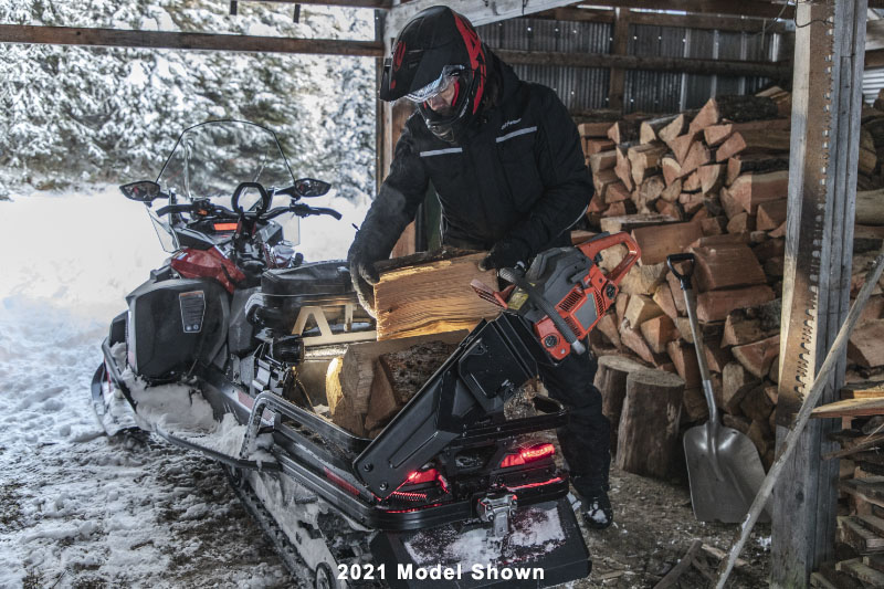 2022 Ski-Doo Skandic WT 600R E-TEC ES Cobra WT 1.5 in Deer Park, Washington - Photo 10