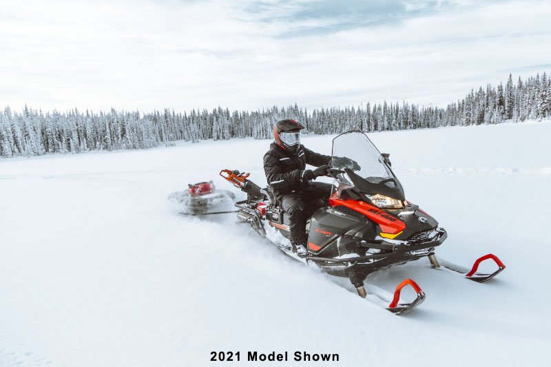 2022 Ski-Doo Skandic WT 600R E-TEC ES Cobra WT 1.5 in Lancaster, New Hampshire - Photo 11